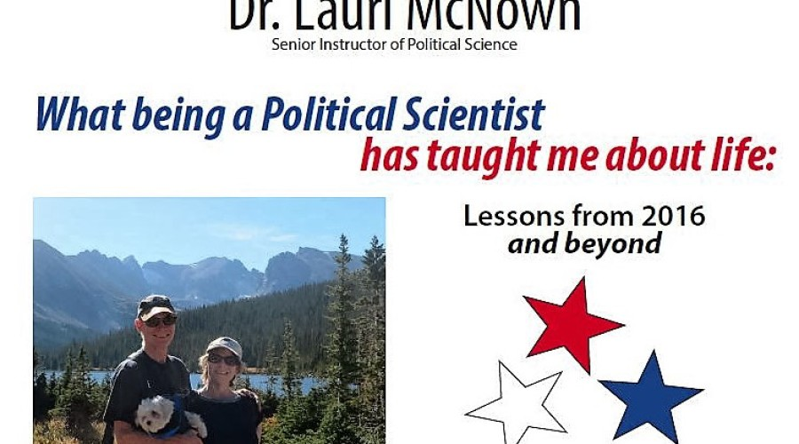 Who is Lauri McNown?