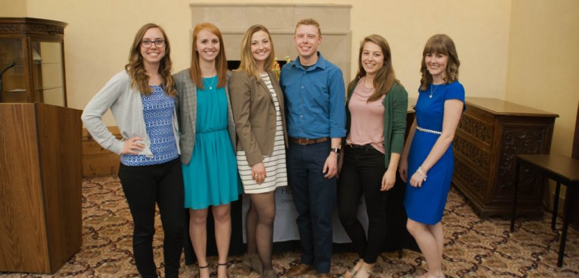 2017 Honors Scholars Reception